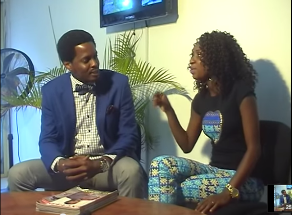 Galaxy T.Vs interview with Mr. EMEDITH on 'Celebrity Zone'
